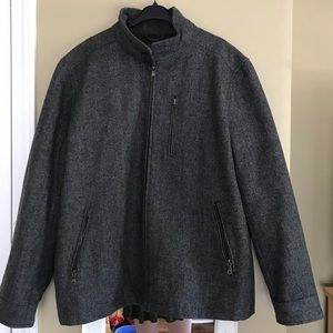 Banana Republic Gray Winter Jacket